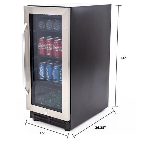 Avanti - 72 Can Beverage Center