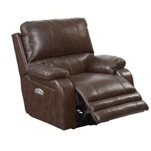 Power Headrest Power Lay Flat Recliner-JAVA