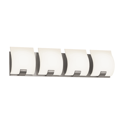 Aquo LED 4-Light LED Bath Bar