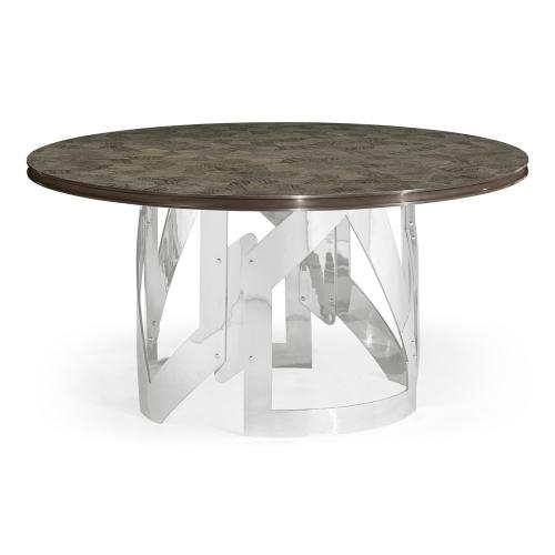 "Gatsby 54"" Round Dining Table"