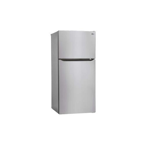 LG - 24 cu. ft. Top Freezer Refrigerator