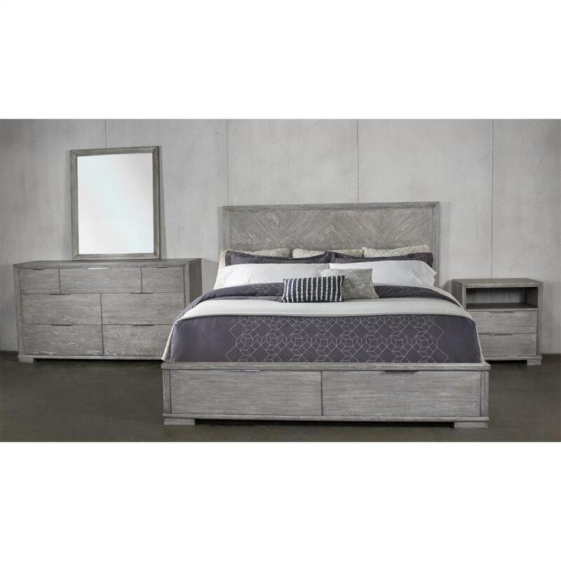 Remington - Seven Drawer Dresser - Urban Gray Finish