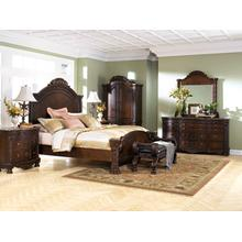 View Product - North Shore Queen Panel Footboard
