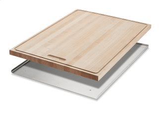 Infinite Series Cutting Board Top for Storage Cabinet Module