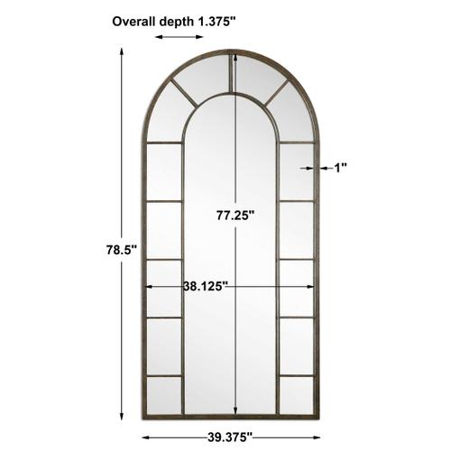 Uttermost - Dillingham Arch Mirror