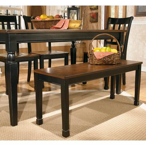 Owingsville Dining Room Bench