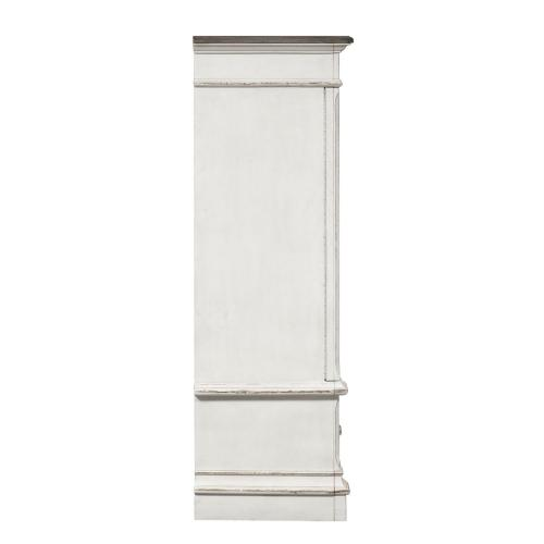 Wood Door Chest