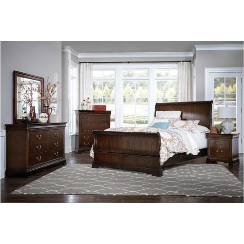 Dresser, Two Hidden Drawers