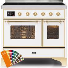 "40"" Inch Custom RAL Color Freestanding Range"
