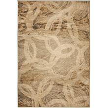Azara Ivory Rectangle 3ft 6in X 5ft 6in