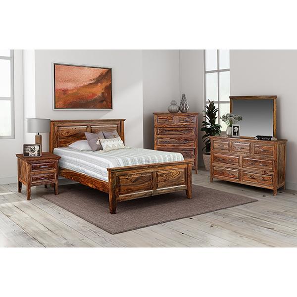 See Details - Sonora Harvest Bedroom Set, ART-773
