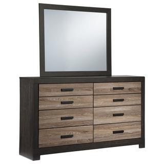 Harlinton Dresser and Mirror
