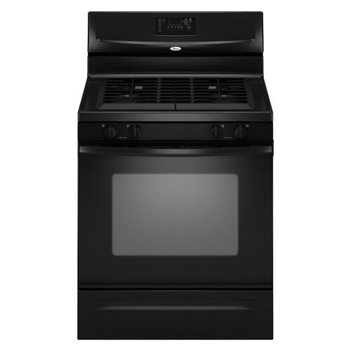 Product Image - Refurbished 30-inch Self-Cleaning Freestanding Gas Range.  (This is a Stock Photo, actual unit (s) appearance may contain cosmetic blemishes.  Please call store if you would like actual pictures).  This unit carries our 6 month warranty, MANUFACTURER WARRANTY and REBATE NOT VALID with this item. ISI 45240