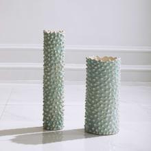 Ciji Aqua Vases, S/2