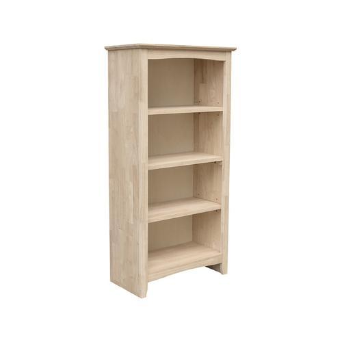 "John Thomas Furniture - 24 x 12 x 48"" High Book Case"