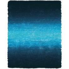 """INDOCHINE 4551F IN BLUE 2' X 3'-4"""""""