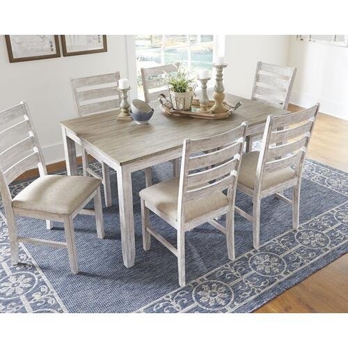 Skempton Dining Table and 6 Chairs