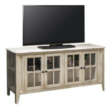 "Calistoga White 64"" TV Console"