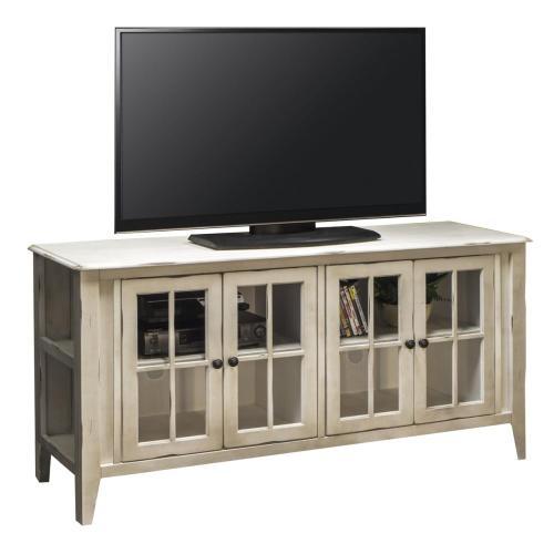 """Calistoga White 64"""" TV Console"""
