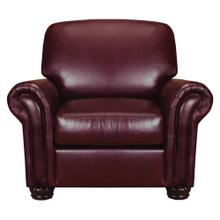 See Details - Leather Chair in Mocha Leather Color