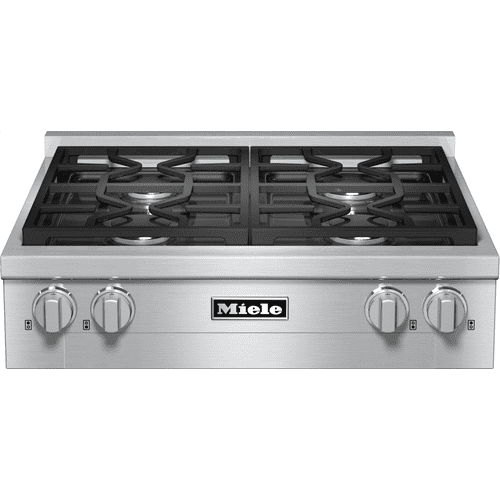Miele - KMR 1124 LP - RangeTop with 4 burners for professional applications