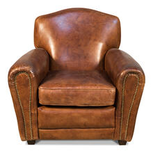 Elite French Club Chair