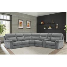Marlow Carbon 6pc Sectional