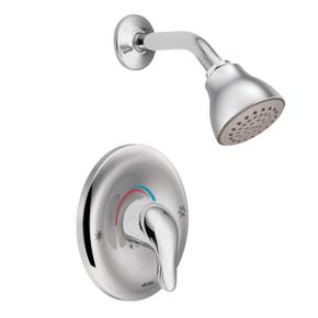 Chateau chrome posi-temp® shower only