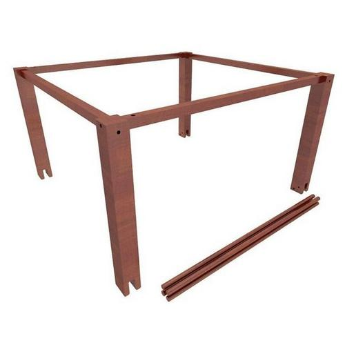 See Details - Top Tent Wood Frame (Full) : Chestnut