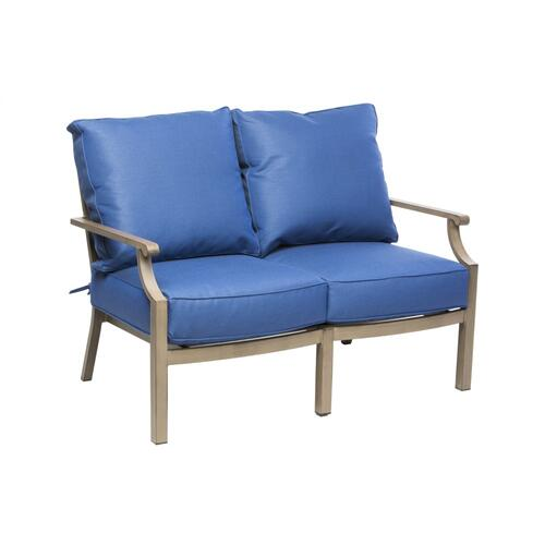 Alfresco Home - Marco Bay Deep Seating Love Seat