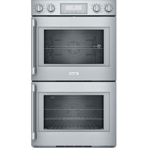 Thermador30-Inch Professional Double Wall Oven with Right Side Opening Door