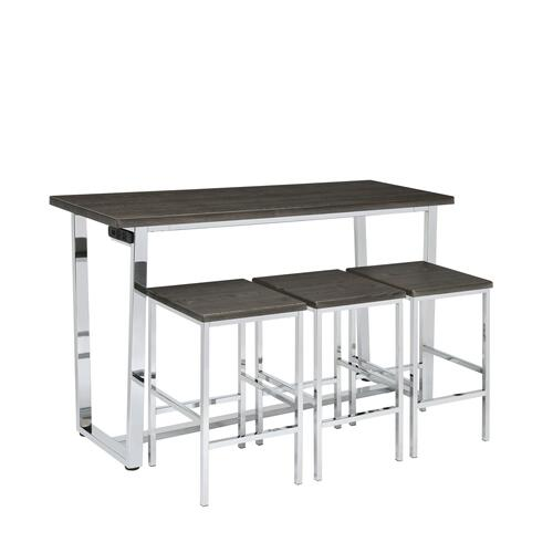 Nadia Multipurpose Bar Table Set
