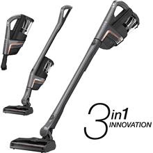 Cordless stick vacuum cleaner With high-performance vortex technology.