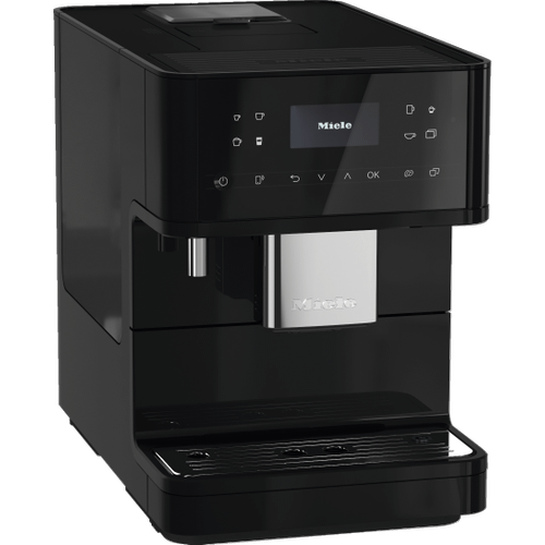 Miele - CM 6160 MilkPerfection - Countertop coffee machine With WiFi Conn@ct and a wide selection of specialty coffees for maximum freedom.