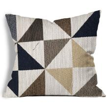 PILLOW-ABSTRACT TRIANGLE