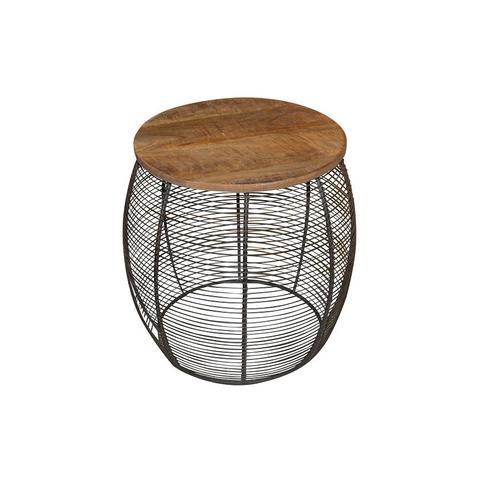 Porter International Designs - Otaru End Table, OT-2701