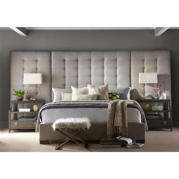 See Details - Camille King Bed with Panels