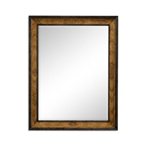 Gadrooned mirror