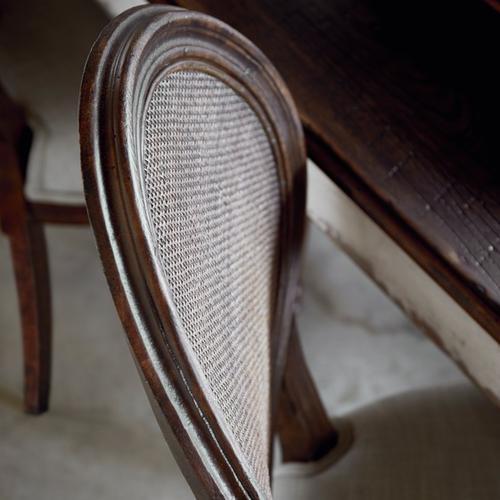 Bassett Furniture - Avondale Oval Back Side Chair