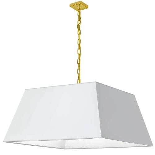 Product Image - 1lt Milano X-large Pendant, Wht Shade, Agb