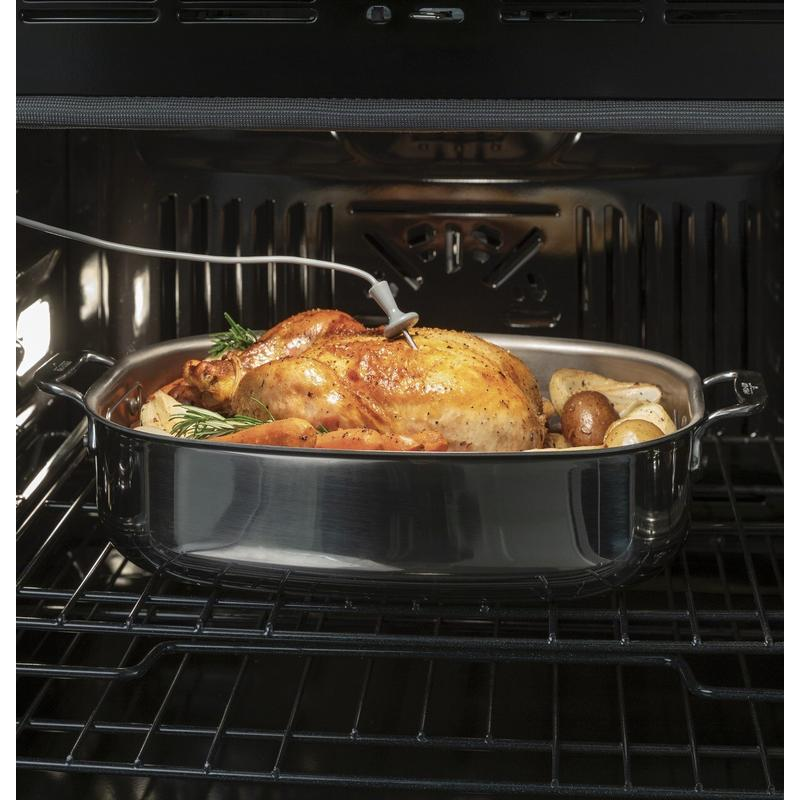 """Café™ Professional Series 30"""" Smart Built-In Convection French-Door Single Wall Oven"""