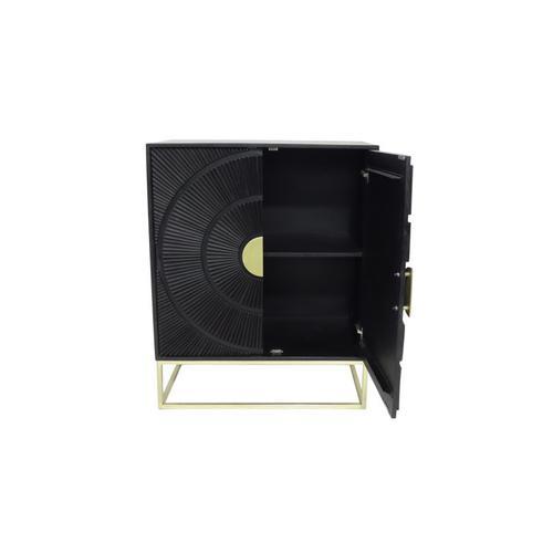 Porter International Designs - Arlo Cabinet 2 Door, 2615C