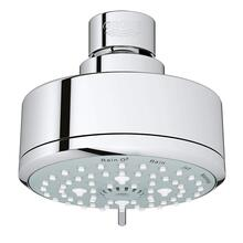 "Tempesta Cosmopolitan 100 Shower Head, 4"" - 4 Sprays, 2.5 Gpm"