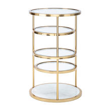 SG Circles Accent Table