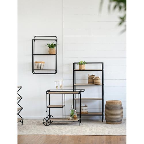 A & B Home - Wall Shelf