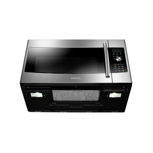 Samsung Canada - MC17F808KDT Over the Range Microwave with Slim Fry™, 1.7 cu.ft