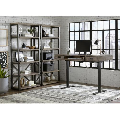 Aspen Furniture - Open Display Case