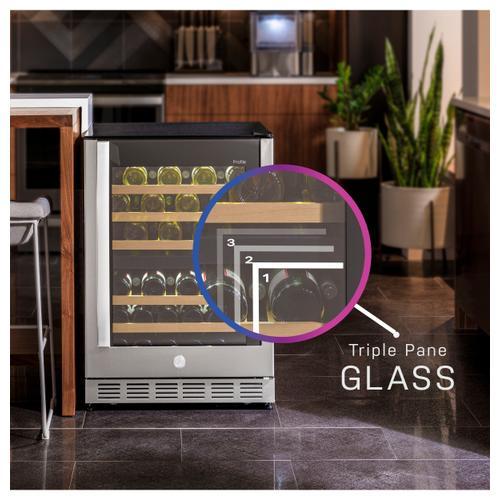 GE Appliances - GE Profile™ Series Wine Center