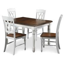 Monarch 5 Piece Dining Set