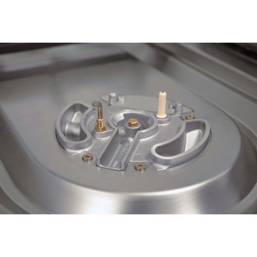 40 Inch Burgundy Dual Fuel Liquid Propane Freestanding Range